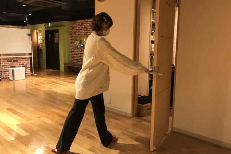 社交ダンス病・ステージ2