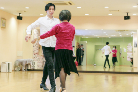 社交ダンスと競技ダンスの違い