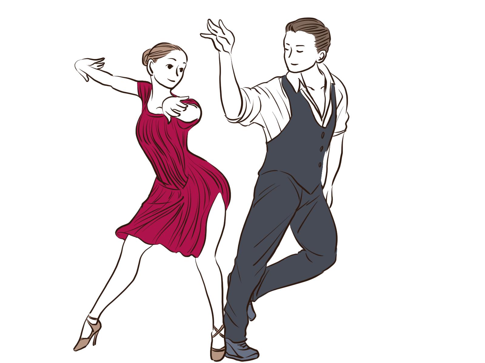 社交ダンスの嬉しい効果!!