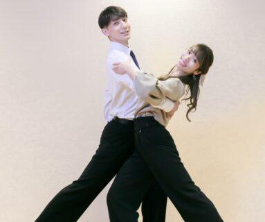 プロによるダンスショーを観にいらっしゃいませんか?