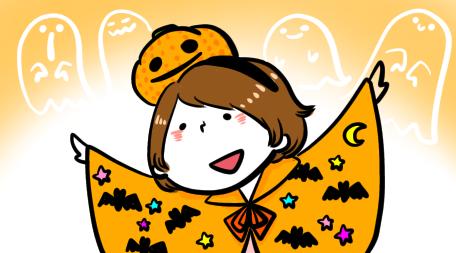 HAPPY HALLOWEEEE〜N!!!!